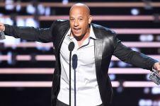 Vin Diesel nyanyikan 'See You Again' untuk Paul Walker di PCA