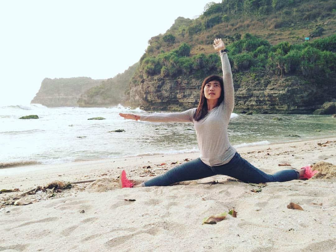 Kuliah S2 sambi bekerja, Priska berharap dapat beasiswa ke luar negeri