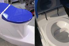 Universitas ini ciptakan toilet tanpa air berteknologi nano, wow!