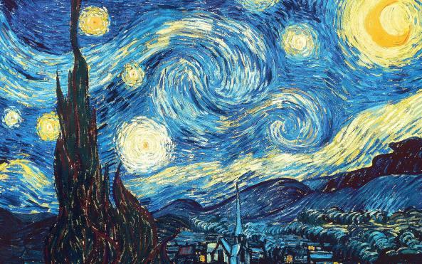 125 Tahun manusia tak paham lukisan ini sampai kemudian terpecahkan