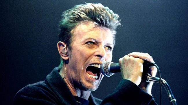 David Bowie, musisi Inggris yang cinta Indonesia meninggal dunia