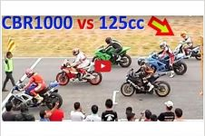 Motor matic ini mampu kalahkan motor CBR & Kawasaki, sulit dipercaya!