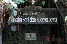 Museum ini kental dengan suasana kerajaan Jawa zaman dulu, keren!