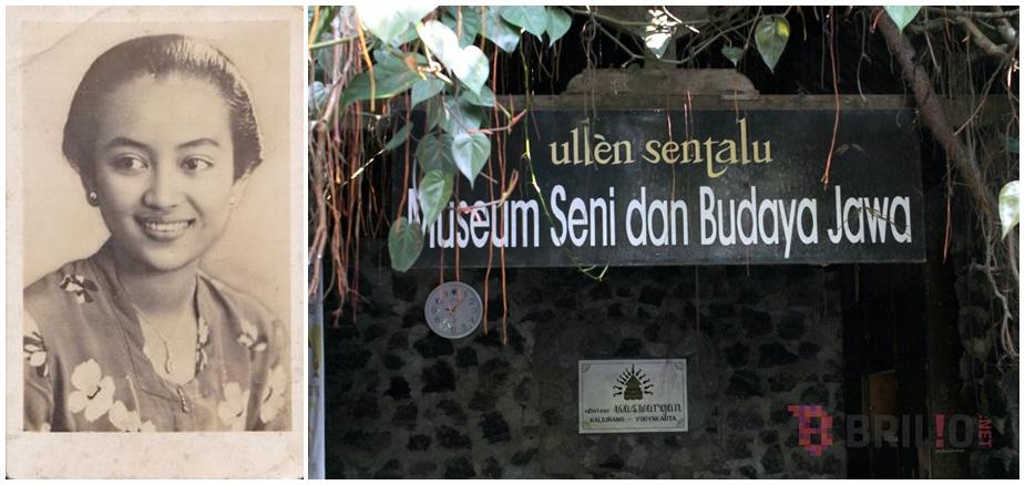 Yuk intip isi kamar Gusti Nurul, putri raja dambaan Soekarno