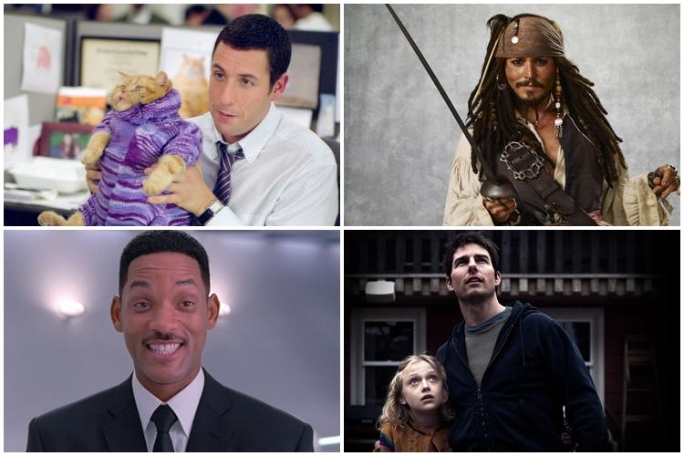 12 Artis  Hollywood dengan bayaran termahal sepanjang sejarah, wow!