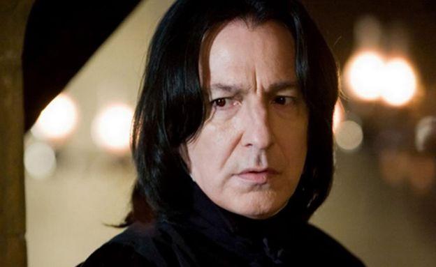 Sakit keras, Alan 'Profesor Snape' Rickman tutup usia