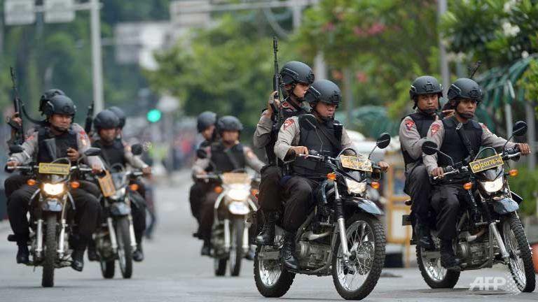 Imbas insiden Sarinah, polisi tingkatkan keamanan Ibu Kota