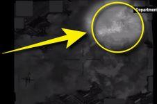 Miliaran rupiah uang cash ISIS dibom, ini penampakannya