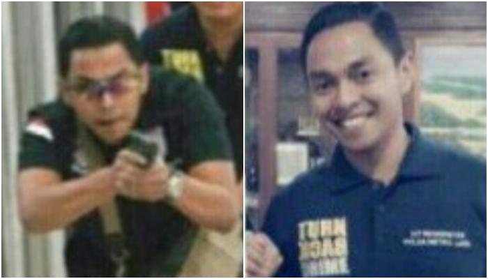 Istri polisi ganteng di tragedi bom Sarinah kini was-was, ada apa ya?