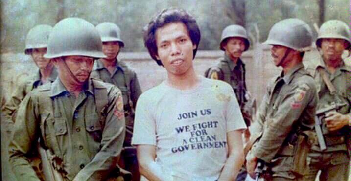 Tak disangka sosok Dono Warkop yang kocak itu dulunya aktivis tulen