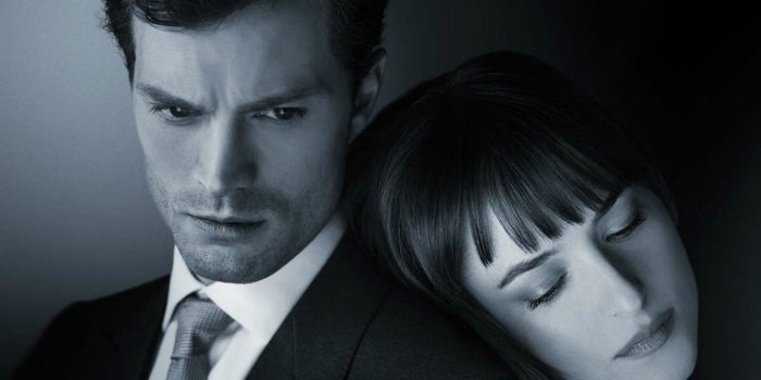 Film terlaris Fifty Shades of Grey masuk nominasi film terburuk