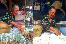 Mbah Lindu, penjual gudeg tertua dan paling digemari di Yogyakarta