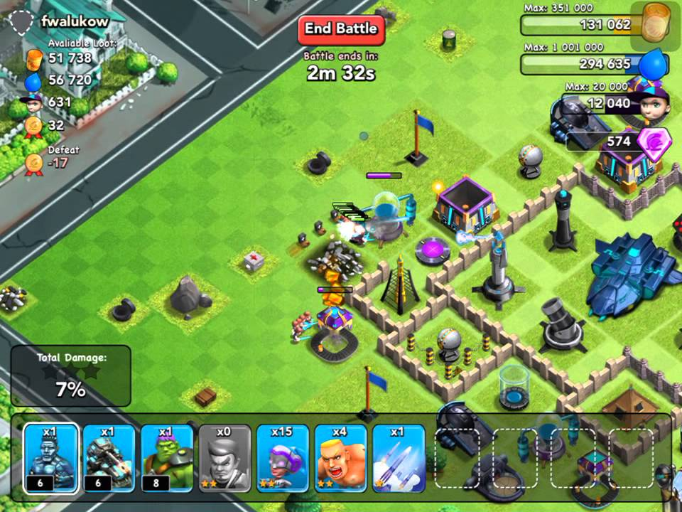 game android mirip clash of clan