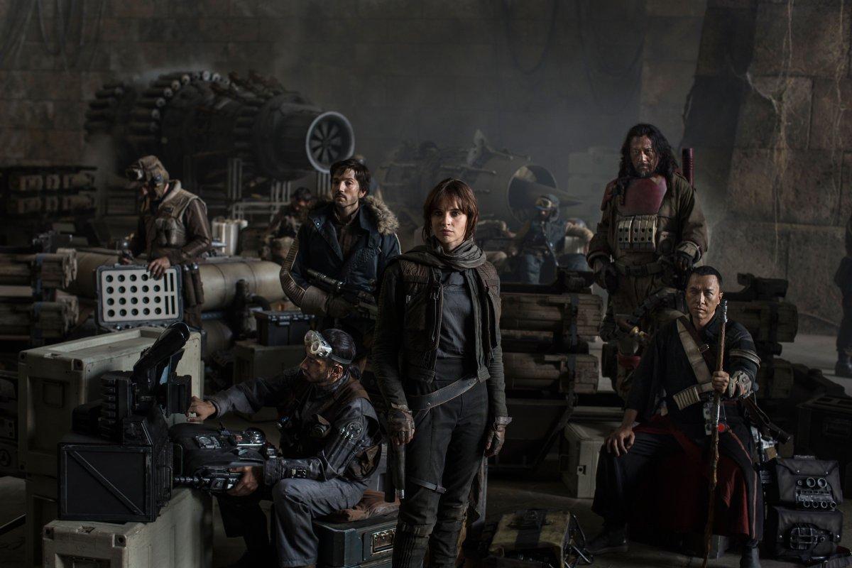 12 Fakta menarik tentang Rogue One, film kelanjutan Star Wars
