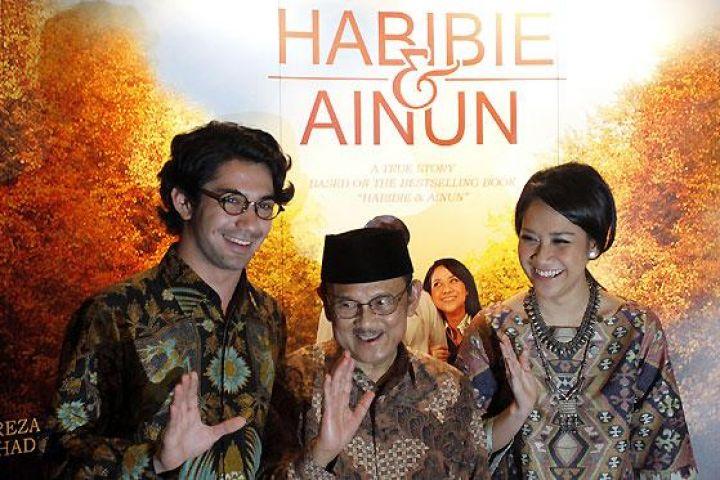 Kesalahan yang tidak kamu sadari ada di film Habibie Ainun