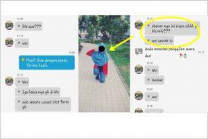 Percakapan tak sopan remaja ke penjual online ini bikin naik darah