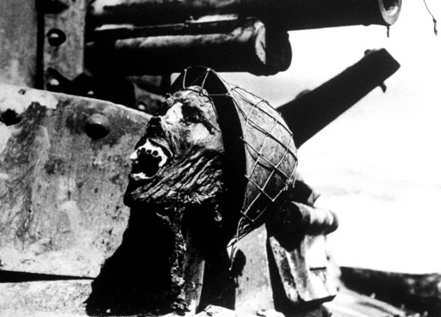 14 Foto menyayat hati kondisi korban perang di dunia, tragis ya!