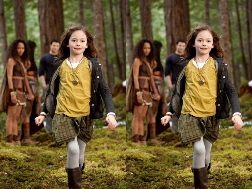 Anak Edward Cullen & Bella 'Twilight' tumbuh jadi gadis rupawan, aw!