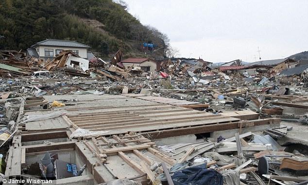 Jelang 5 tahun tsunami Jepang, sopir taksi ini rutin ditumpangi hantu