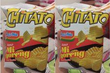 Netizen dihebohkan beredarnya Chitato rasa Indomie goreng
