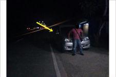 Modus baru pembegalan dengan sengaja menabrakkan mobil dari belakang