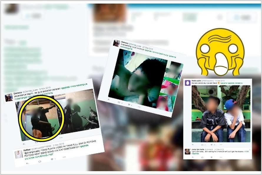Waspada! Ada komunitas bocah cilik penyuka sejenis di media sosial