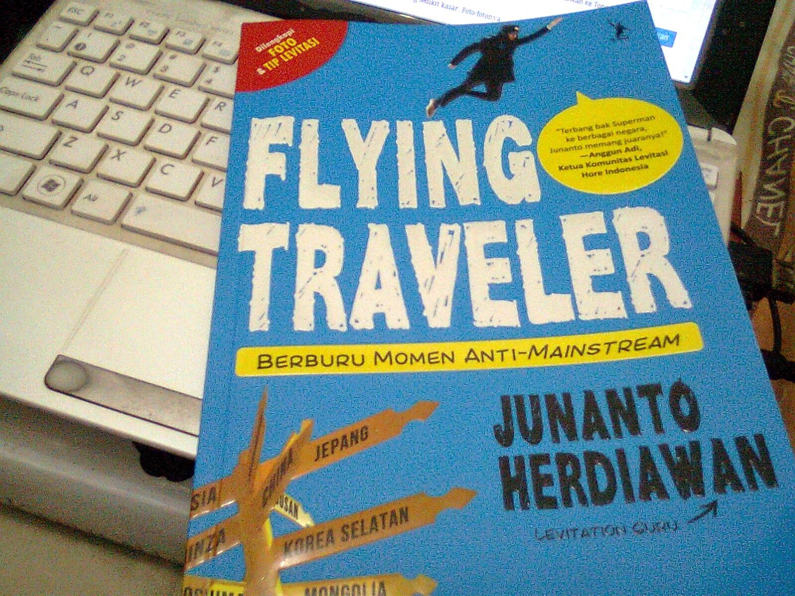 11 Buku tentang traveling yang wajib traveler baca