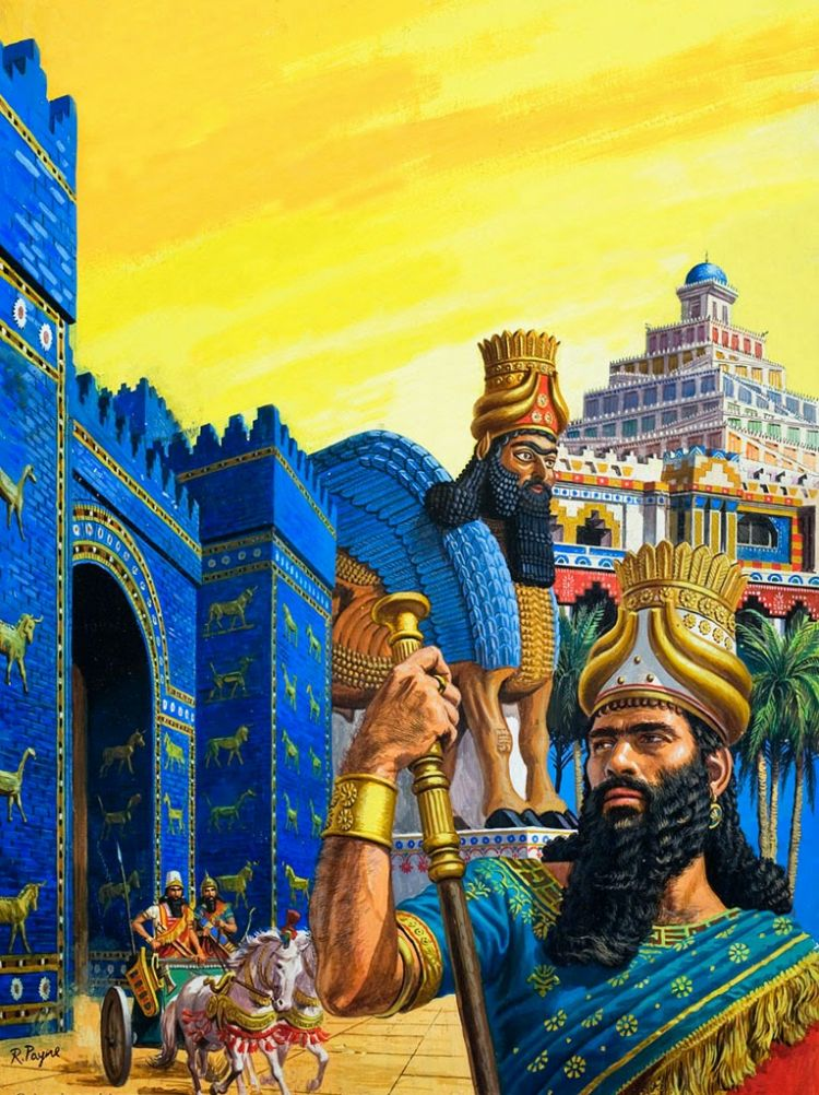 Nebuchadnezzar Ii Biography Accomplishments Amp Facts - 735×983