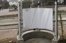 Pengunjung pipis sembarangan, taman ini dilengkapi toilet semak-semak