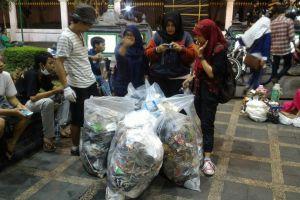 Makassar jadi percontohan bank sampah nasional, wow keren!
