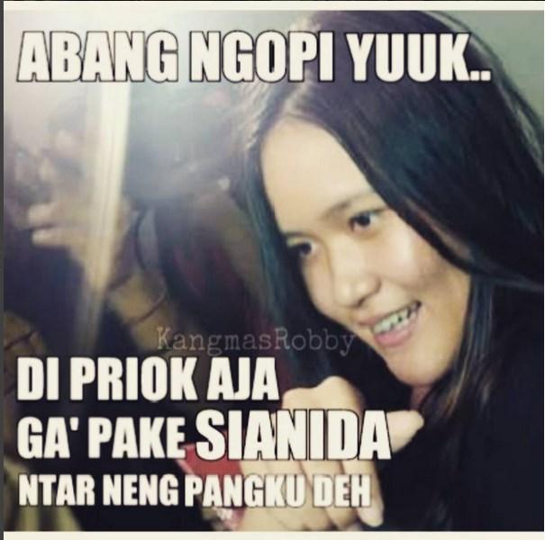 Neo Mangga Dua Hotel: 15 Meme Jessica Bikin Kamu Takut Ngopi Dan Senyum-senyum