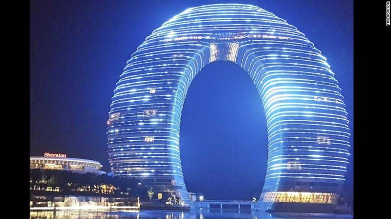 Самый необычный отель мира