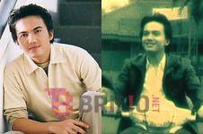 Awet mudanya Sahrul Gunawan, dari 1996 sampai sekarang tetap ganteng!
