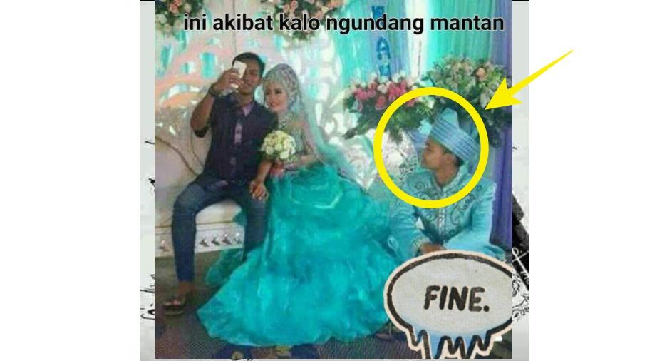 24 Meme kocak mantan menikah ini bikin ketawa ngakak