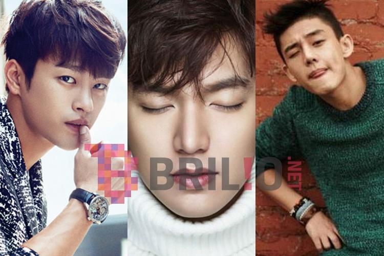 11 Artis Korea ganteng yang wamil tahun ini, ada Lee Min Ho juga, aw!
