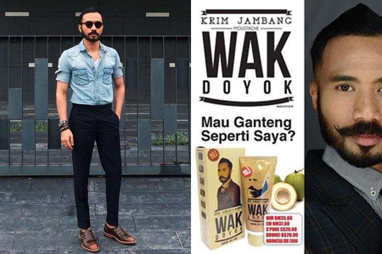 Siapa sangka, Wak Doyok sosok hits asal Malaysia ternyata turunan Jawa