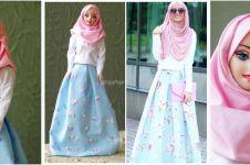 Tren fashion Barbie yang lagi booming, memakai hijab!