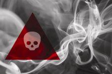 Tiap kali merokok, maka kamu mengirup sianida! Ini zat bahaya lainnya