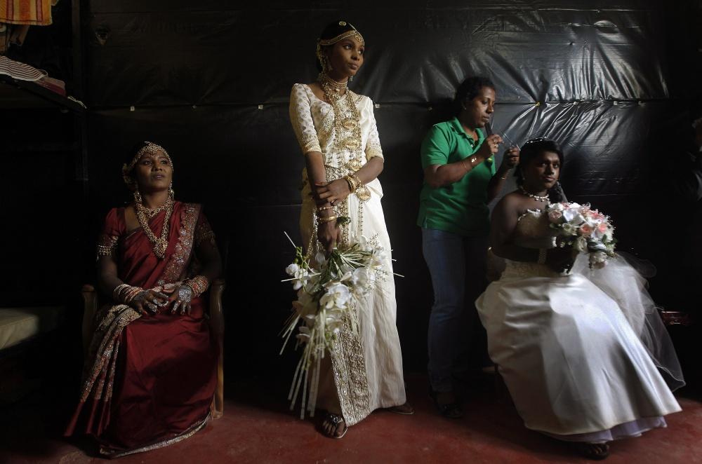 20 Gaun pengantin sejagat ini unik keren bikin ingin c