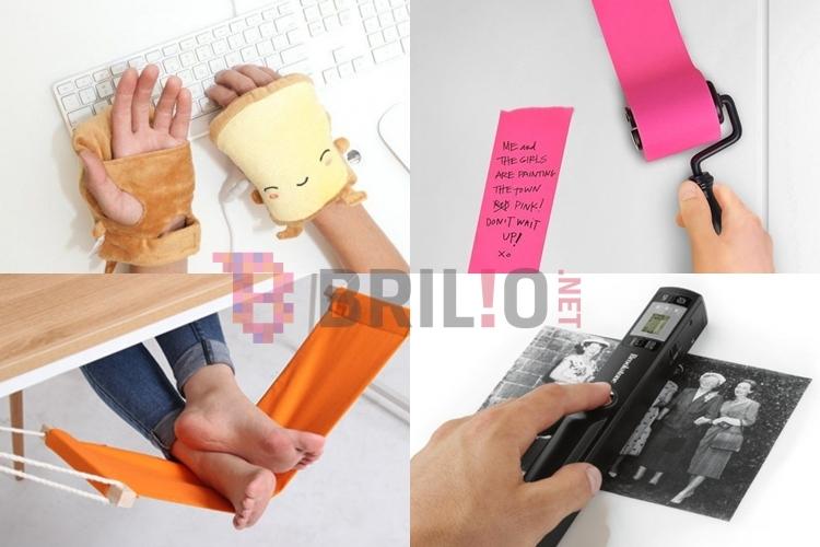Usir rasa bosan di kantor dengan 17 barang unik dan bermanfaat ini!