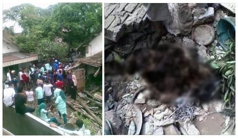 Tiga orang dikabarkan menjadi korban pesawat jatuh di Malang