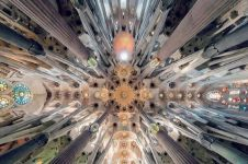 Gereja indah ini ternyata butuh waktu pengerjaan lebih dari 133 tahun