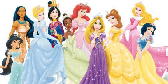 10 Wujud putri Disney kekinian yang tak kamu sangka, ngehits abis!