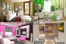 15 Desain ciamik untuk menata ruang tamu di rumah minimalismu