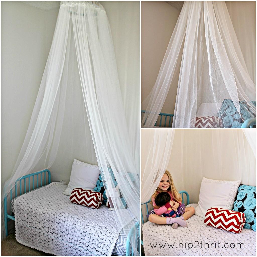 diy outdoor canopy bed - photo #29