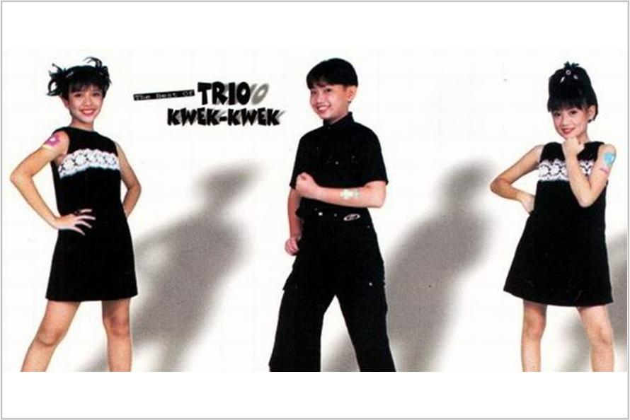 Trio Kwek Kwek 'reuni' fotonya bikin heboh, kamu pangling nggak?
