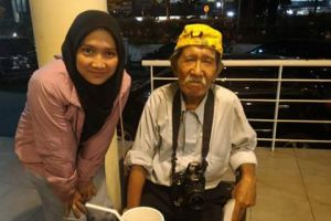 Kisah Kakek Sinai,dulu mantan pejuang,  kini fotografer keliling