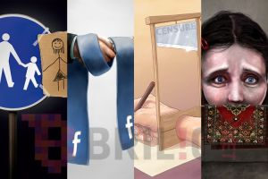 24 Ilustrasi menyedihkan ini tunjukkan mirisnya hidup zaman sekarang!