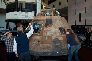 Yuk intip isi Apollo 11! Pesawat yang membawa Neil Armstrong ke bulan