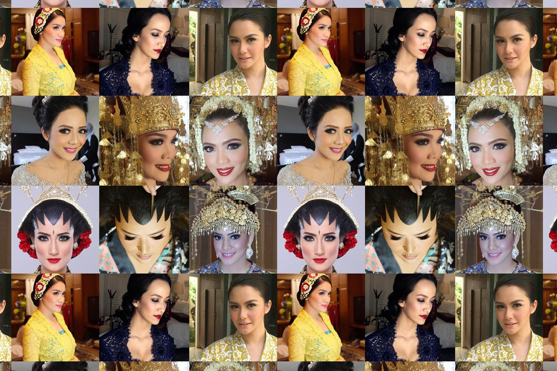 10 Akun Instagram bridal makeup ini cocok jadi referensimu berdandan